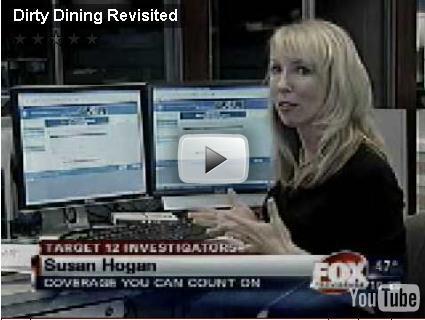 OnLine Restaurant Inspections