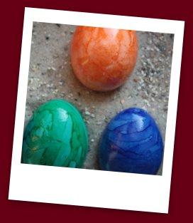 Easter Egg Food Safety
