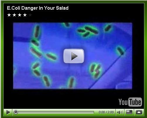 Spinach Outbreak Video