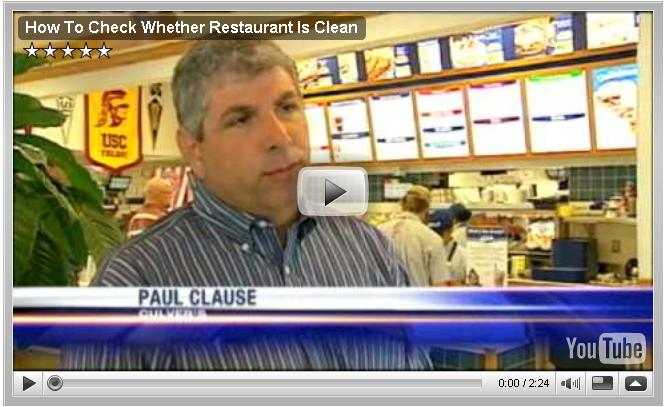 Great Restaurant Food Safety