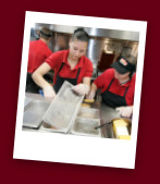 Quick Service Restaurant Cooking Food Safely